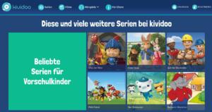 kividoo app fürs tablet und handy