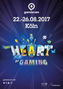 Spielemesse Gamescom 2017