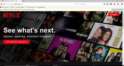 Serien auf Netflix