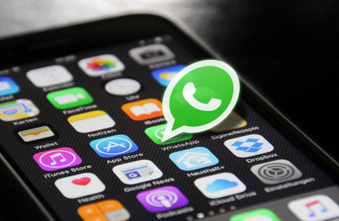 WhatsApp-Spionage