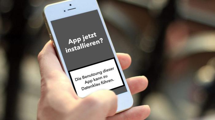 App Datenschutz