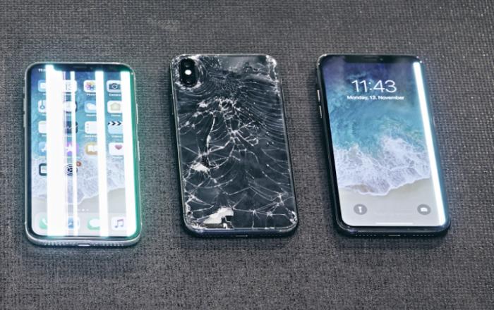 Burn-in beim iPhone X