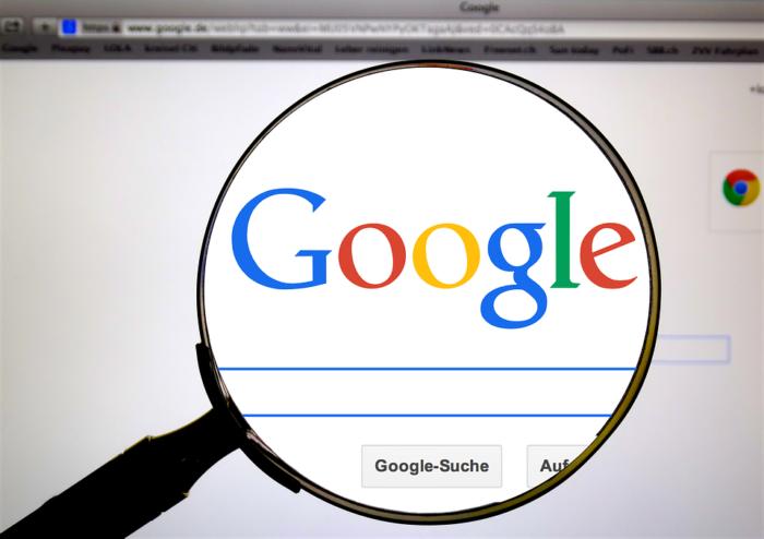 Google Rangliste