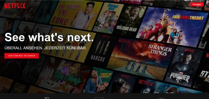 Netflix-Account teilen