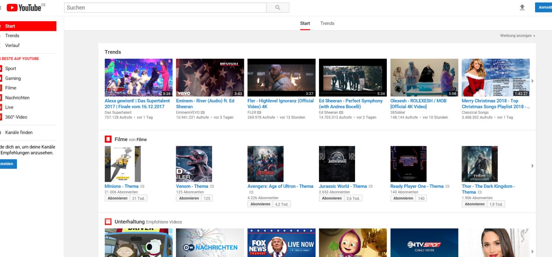 YouTube Top 10 Der Jahresruckblick Auf Beliebte YouTuber