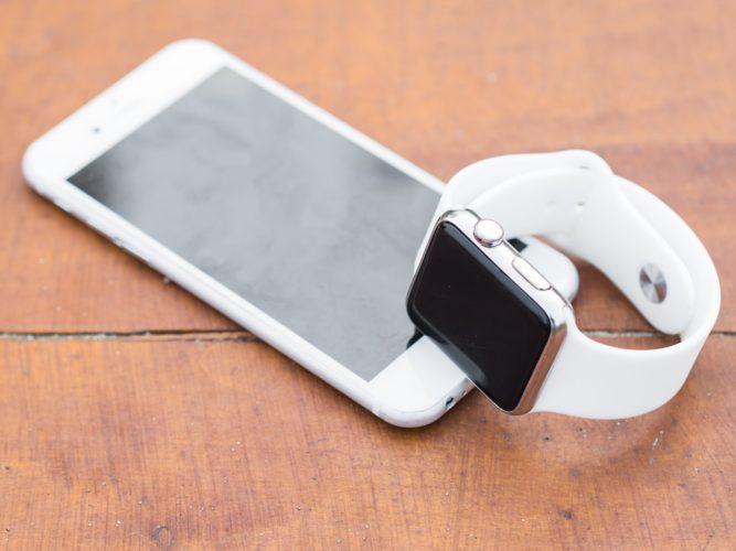 Abhören mit Smartwatch