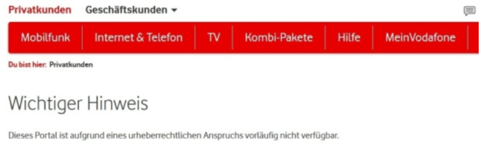 Vodafone - Streaming Portal - kinox.to stream - kinox.to
