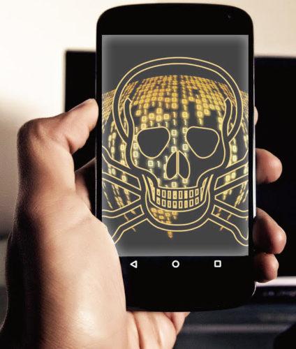 Trojaner - Android Trojaner - billig Handy - Android Triada 231. Foto: Pixabay