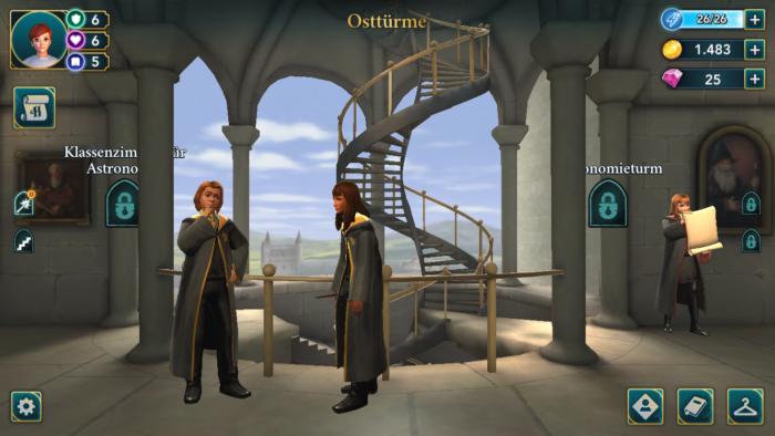 hogwarts mystery - harry potter handyspiel - handyspiel - pay to play - in app käufe