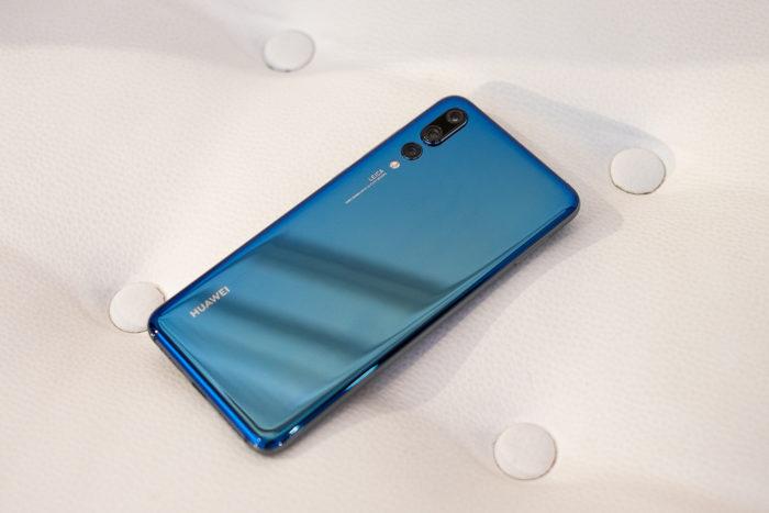 Huawei-Kamera - neues Huawei - Huawei P20 - Huawei 2018. Foto: www.flickr.com/©janitors