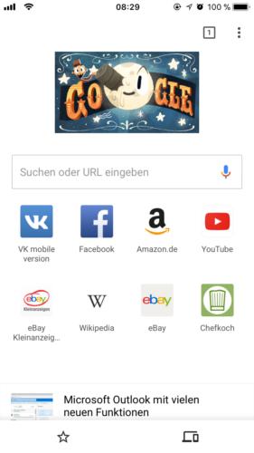 mobile browser - browser vergleich - handybrowser - browser test - browser alternativen