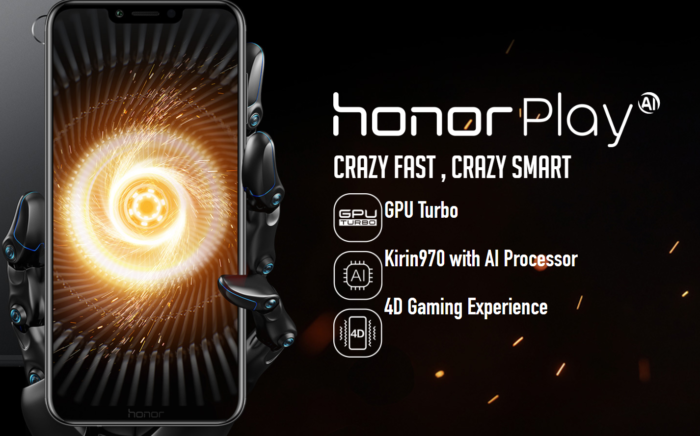 Honor Play - Gaming-Handy - Gamescom 2018 - Spielemesse - Smartphone-Gaming