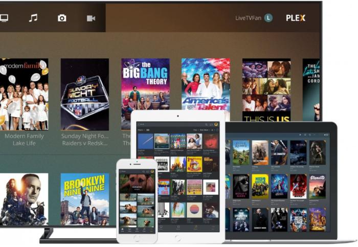 Plex Media Server - Plex App - Media-Server - Plex-Server. Foto: Screenshot