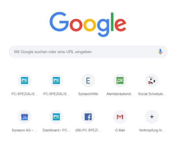 Chrome 69 - ausloggen - aktuelle Version - Google Browser - Google Chrome. Foto: Screenshot
