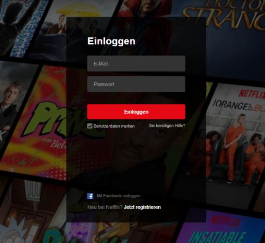 Netflix-Konto - Netflix Mail - Netflix-Konto stillgelegt - Phishing - Fake Mail. Foto: Screenshot Netflix