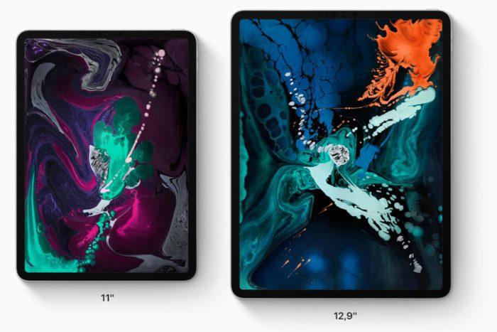 neues iPad Pro - neues MacBook Air - Apple Event - Apple-Tablet - Retina Display (Bild: Apple)