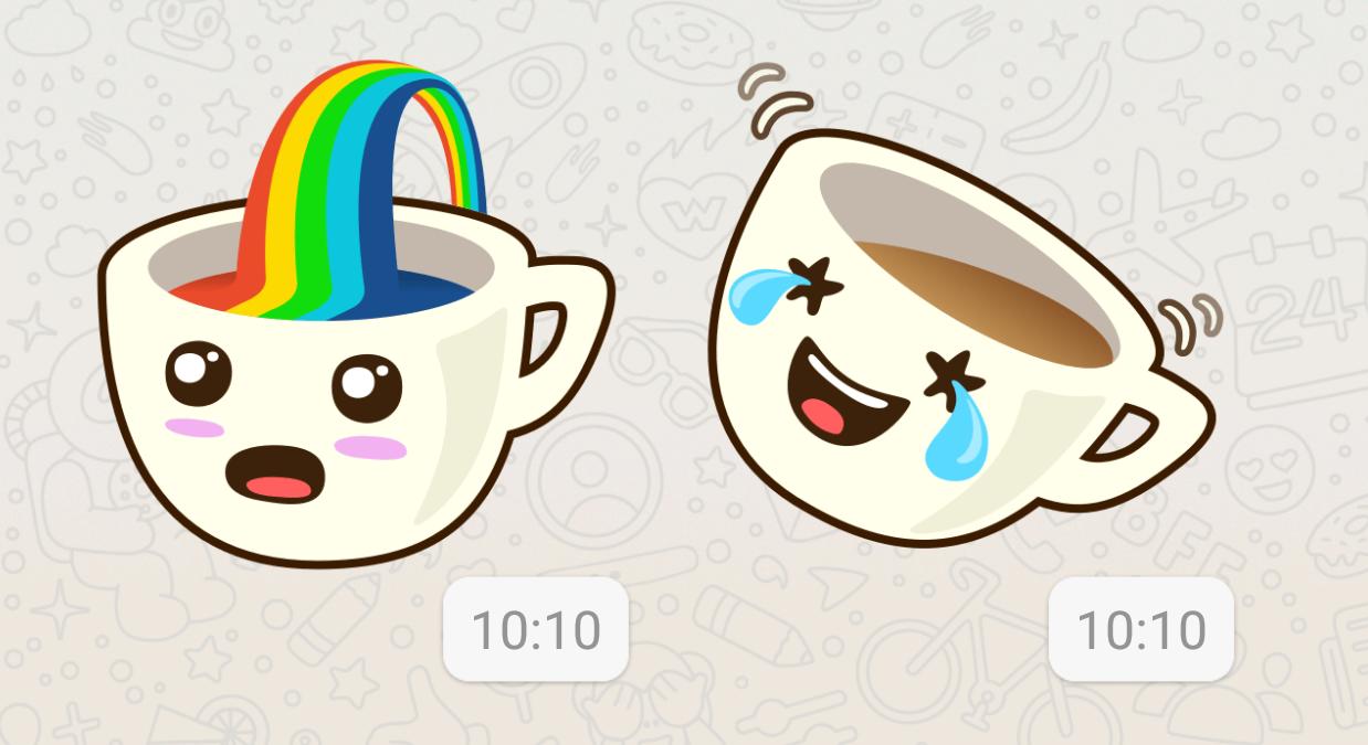 Emoji Kettenbrief