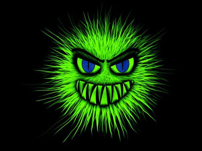 Personenbezogene Daten sind durch Viren in Gefahr. Foto: Pixabay