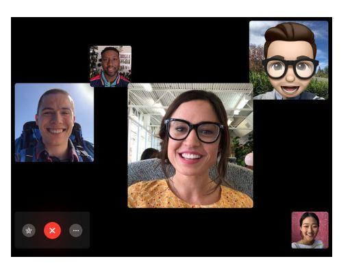 Anrufe per FaceTime-Konferenz sind aufgrund einer Schwachstelle unsicher.