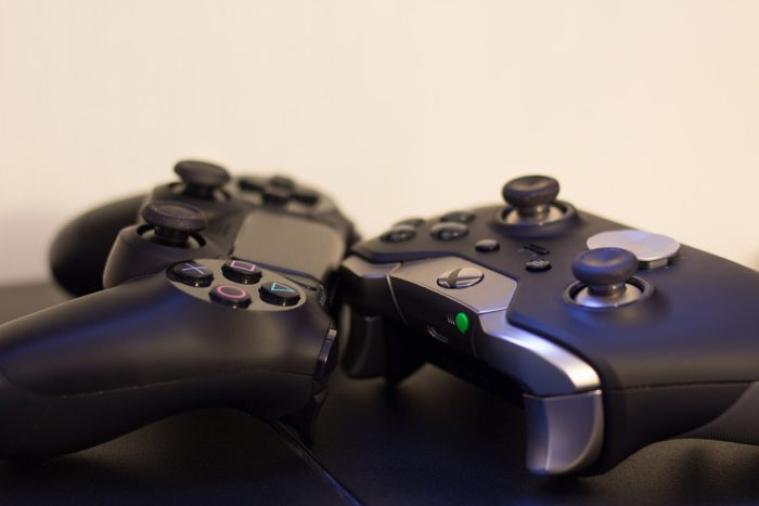 PlayStation- und xBox-Controller