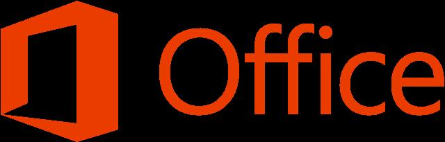Das Bild zeigt das orange Office Logo. Foto: Wikipedia/©Microsoft