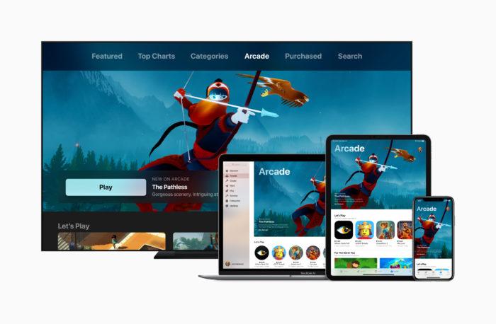 Demo Apple Arcade auf iPad, iPhone und Mac (Bild: Apple)