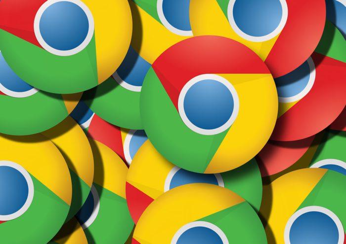 Symbole des Google Chrome-Browser. Achtung Sicherheitslücke, unbedingt Google Chrome-Update ausführen. Foto: Pixabay
