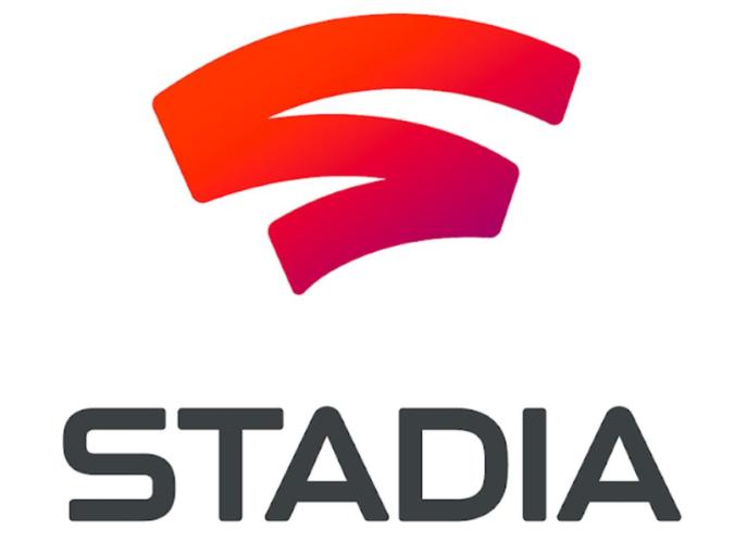Zu sehen ist das Google-Stadia-Logo. Foto: Screenshot