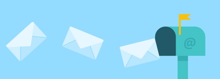 Briefkasten, der Briefe bekommt. Redirect soll Nutzer vor Abofallen schützen. Bild: Pixabay