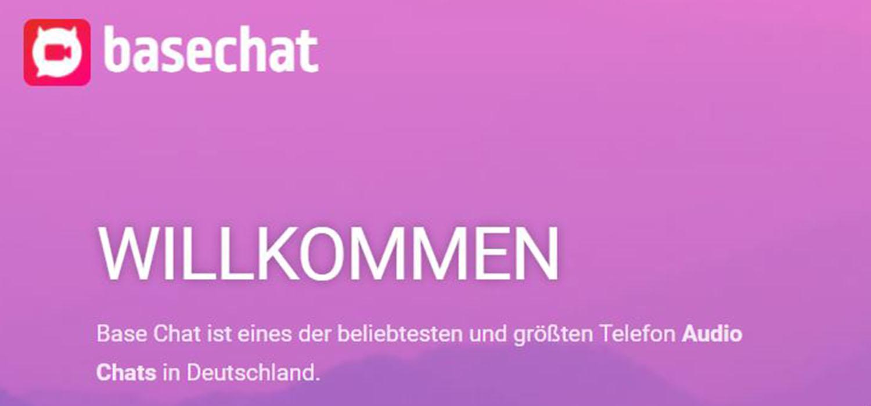 Nummer base chat österreich BaseChat