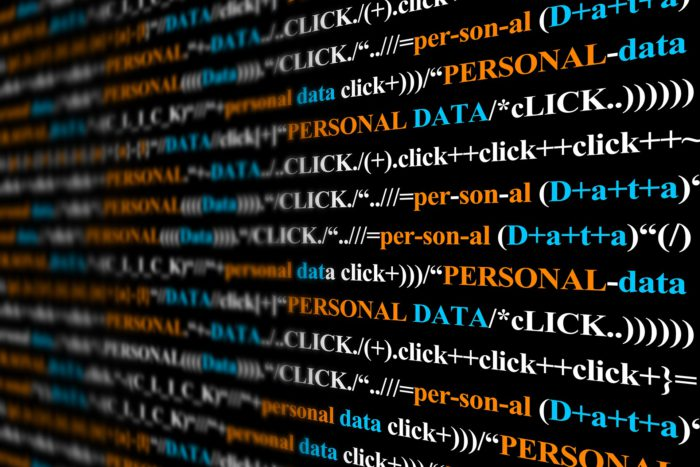 Ausgelesene Dateiinformationen symbolisieren das Werk des Trojaners Pekraut. Bild: Pixabay