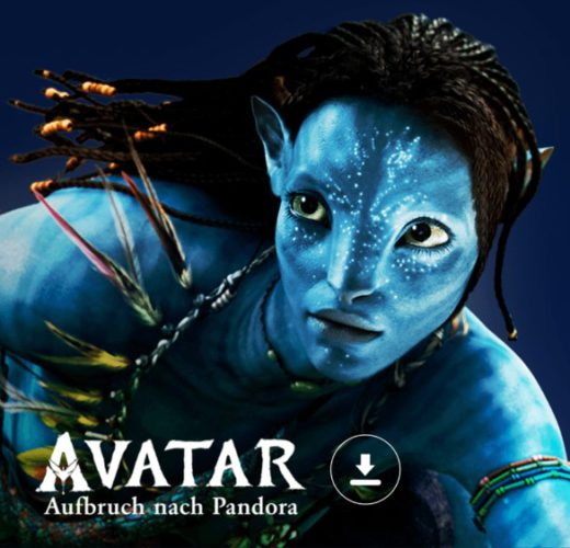 Filmbild aus dem Film Avatar. Bild: Screenshot Disneyplus.com