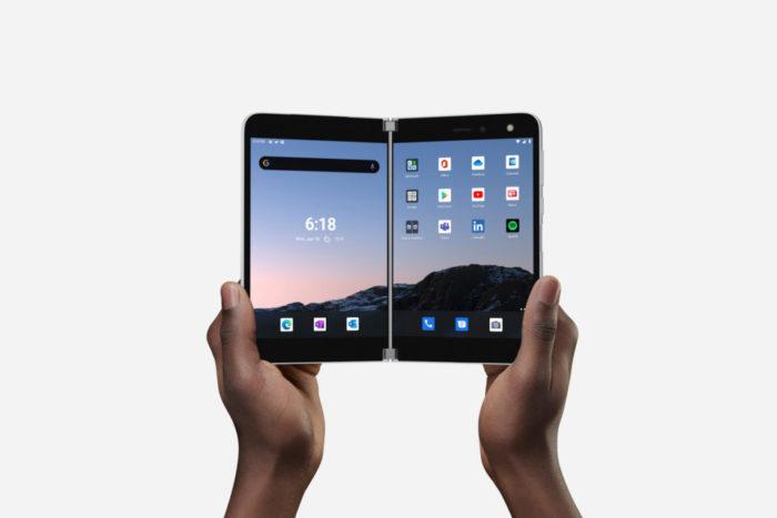 Microsoft Surface Duo: Marktstart