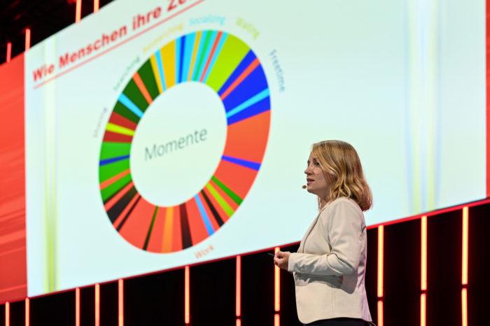 IFA 2020: Über Home Office und Homeschooling sprichtCornelia Schneider-Pungs, Microsoft Public Sector Specialist & Modern Classroom Teamleader. Bild: © Messe Berlin