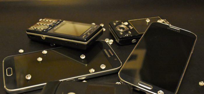 2nd Hand: Vier Smartphone-Modelle. Bild: Pixabay