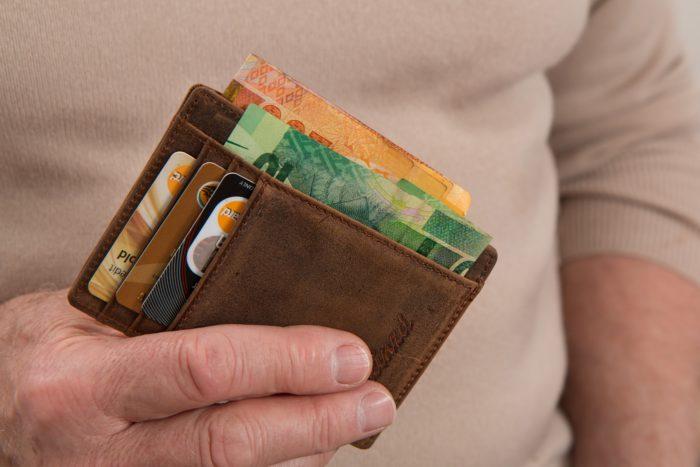 Satt Portemonnaie bald bargeldloses Bezahlen