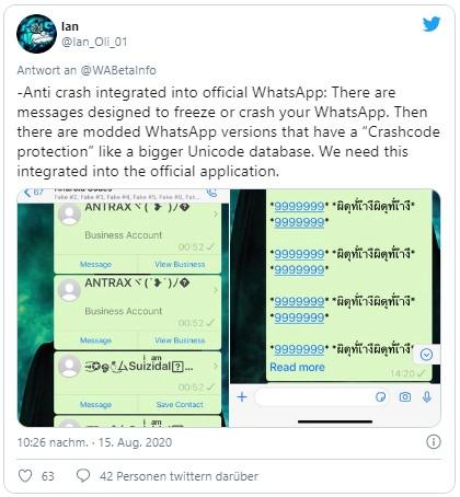 Whatsapp Scherz Nachrichten