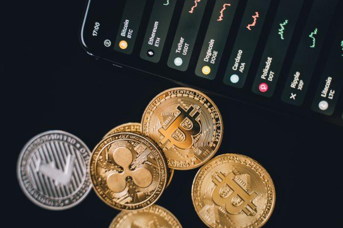 Kryptogeld als neue Währungen