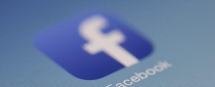 Apple-Update: Facebook-Zeichen. Bild: Pexels