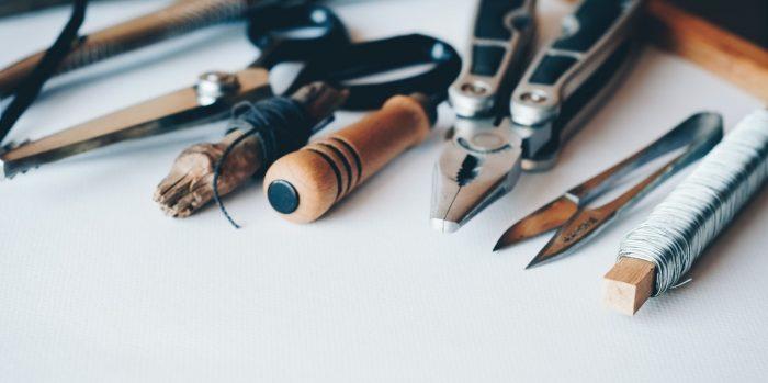 Werkzeuge im Handwerk 4.0