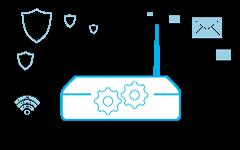 Router Einrichtung