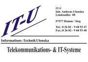 IT-U Andreas Ulonska